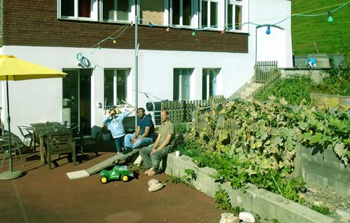 Garten+Sitzplatz II