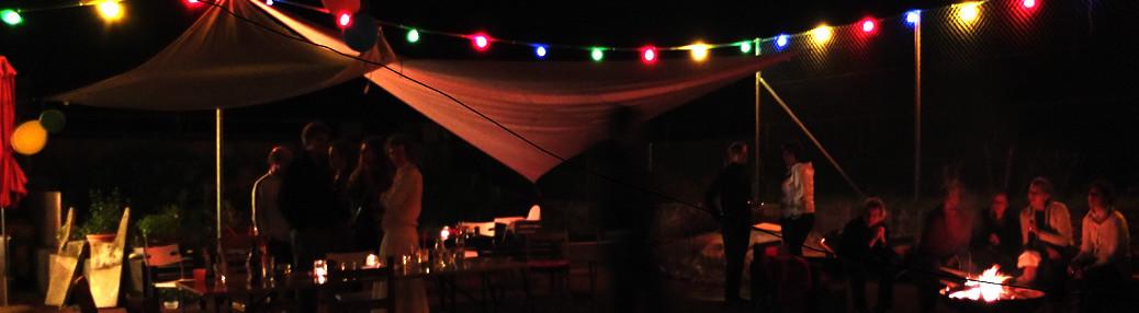 Sommerfest nachts 2